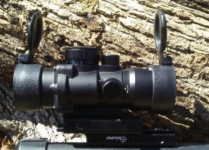 UUQ 3.5x30 Prism Scope